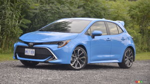 2019 Toyota Corolla Specifications Car Specs Auto123