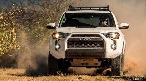 Toyota sticks big price increase on 2019 4Runner TRD PRO