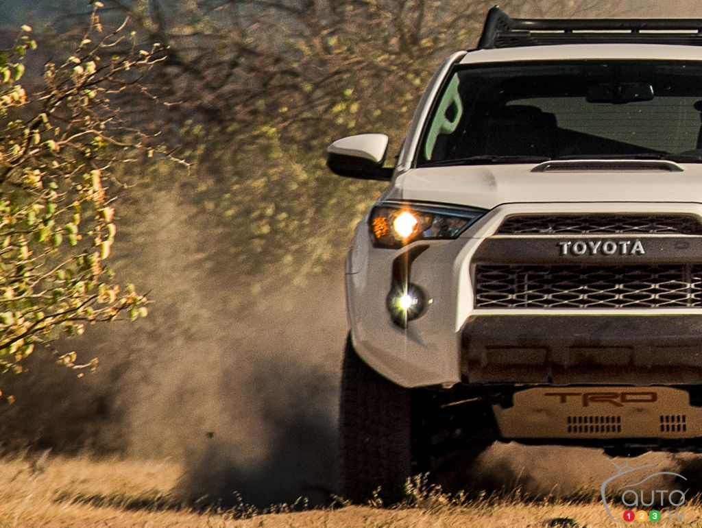 2019 Toyota 4Runner: Changes, TRD Pro, Design >> Toyota Boosts Price For 2019 4runner Trd Pro Car News Auto123