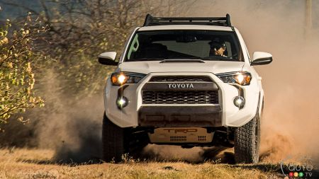 Toyota Boosts Price For 2019 4runner Trd Pro Car News Auto123