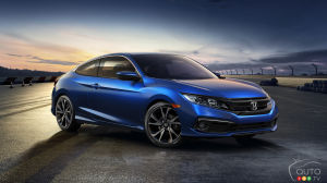 Honda Civic getting mild adjustments for 2019, adding Sport trims