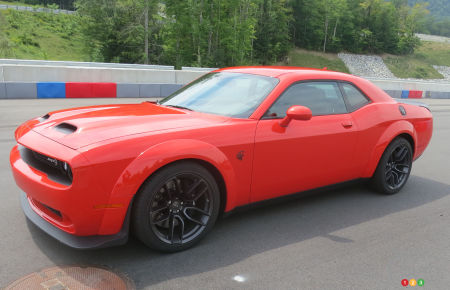 2019 Dodge Challenger Hellcat Redeye First Drive Car Reviews Auto123