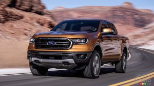 2019 Ford Ranger Details Announced