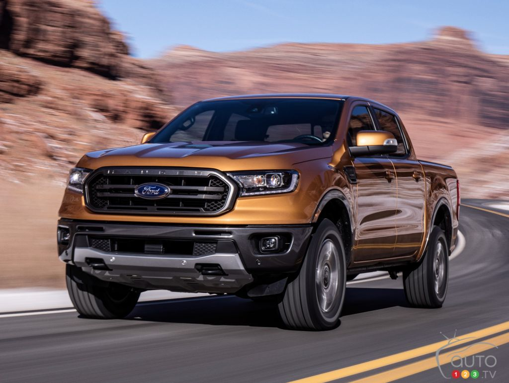 Details announced for the 2019 ford ranger car news auto123