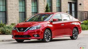 Nissan adjusts product offer for 2019 Sentra