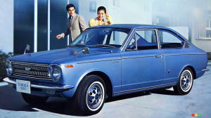 12 Corolla hatchbacks through the years