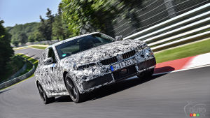 Next-Generation BMW 3 Series Reveals Itself