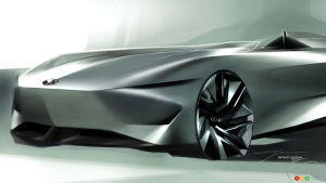 The Prototype 10: futuristic, high-performance… and electric!