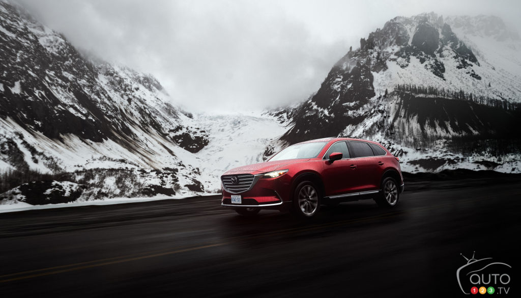 2019 Mazda CX 9 Prices, Details Announced For Canada