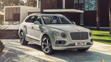 Bentley looks to benefit from growing luxury car market… but won't produce sports cars