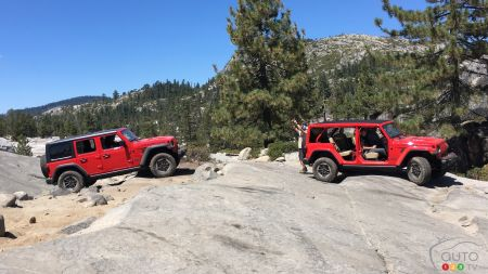 The Consecration of the 2018 Jeep Wrangler Rubicon…on the Rubicon