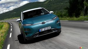 415-km Range for Upcoming Hyundai Kona Electric