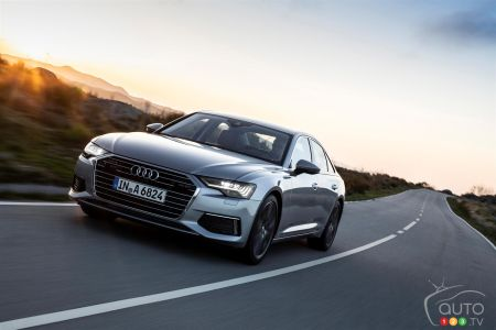 Big Price Jump In Store For The Audi A Car News Auto - Audi a6 price