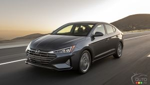 Revised 2019 Hyundai Elantra: Details Released (for U.S.)