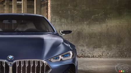 A BMW 9 Series on the horizon?