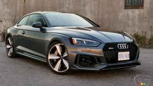 2018 Audi RS 5 Review: Just As Fast, A Bit Less Furious