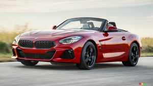 2019 BMW Z4 limited edition unveiled in global debut at Pebble Beach
