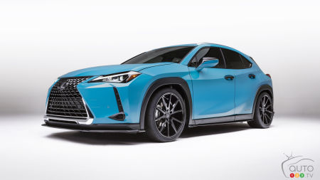 Lexus shows two contrasting concepts at Pebble Beach