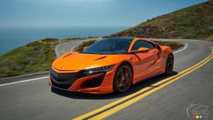 Acura Unveils 2019 Acura NSX, Releases Details and (U.S.) Pricing