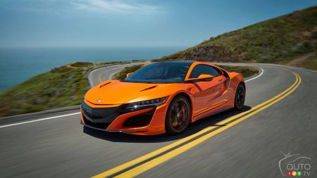 Acura NSX Details And US Pricing Announced Car News Auto - Acura car prices
