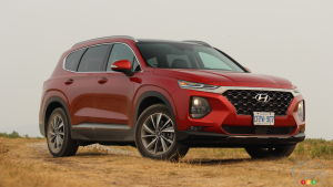 2019 Hyundai Santa Fe first drive: A dose of refinement