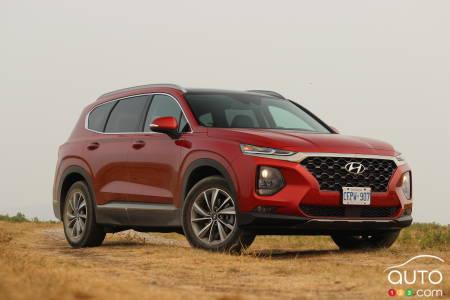 2019 Hyundai Santa Fe First Drive Review Car Reviews Auto123