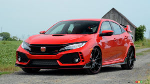 2018 Honda Civic Type R Review: Redder than Ever