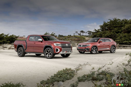 VW: Yes for Atlas Cross Sport, Maybe for the Tanoak