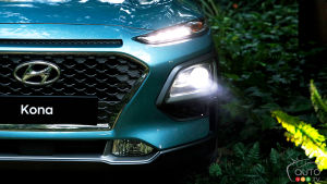 The Hyundai Kona Gets New Headlights… and IIHS' Top Safety Rating