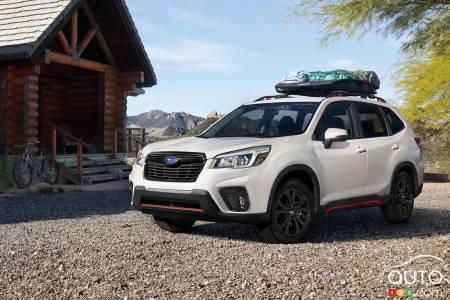 2019 Subaru Forester Photo Gallery Car News Auto123