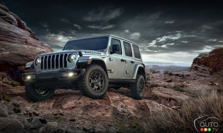 Meet the Moab, the new Jeep Wrangler's 1st special edition