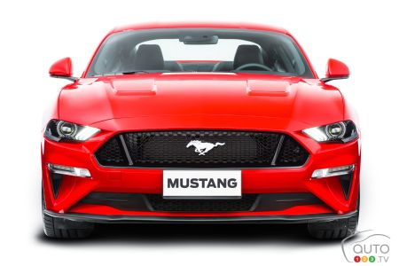 All-wheel drive, hybrid version for next-gen Ford Mustang?