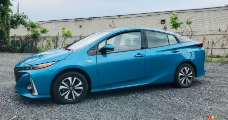 2018 Toyota Prius Prime Review Trusty Fuel Efficient