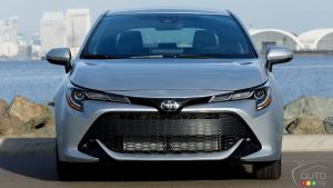 After the Toyota Corolla Hatchback, the Toyota Corolla Cross?
