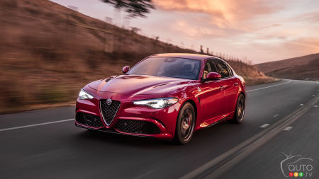 2019 Alfa Romeo Giulia and Giulia Quardifoglio Details and Images Released for Canada