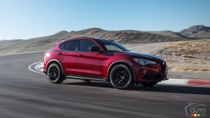2019 Alfa Romeo Stelvio And Stelvio Quadrifoglio: Details and Images