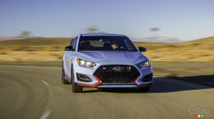 2019 Hyundai Veloster N Introduced for North America