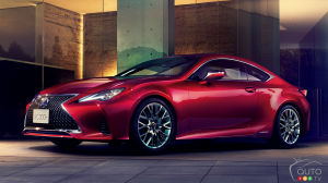 A host of changes for the 2019 Lexus RC