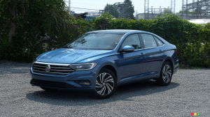 2019 Volkswagen Jetta Review: Playing defence