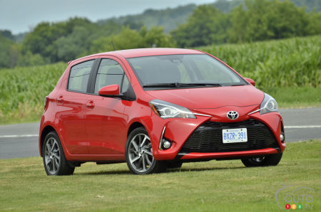 Review Of The 2018 Toyota Yaris Cutting Edge For 2008