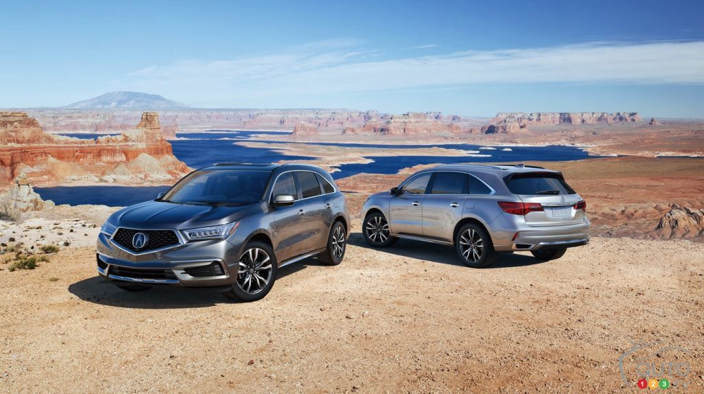 2019 Acura MDX is Now Available in Canada: Here are Pricing and Details