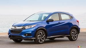 2019 Honda HR-V: Prices and details for Canada