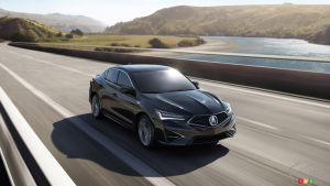 2019 Acura ILX details announced