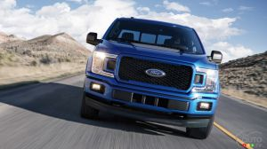 Ford Issues Recall of 2 Million F-150 Pickups in North America