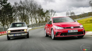 VW to produce 3,000 Rabbit editions of its Golf GTI in 2019