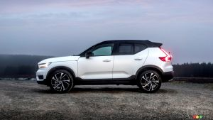 The 2019 Volvo XC40: Our Flash Review & Photos