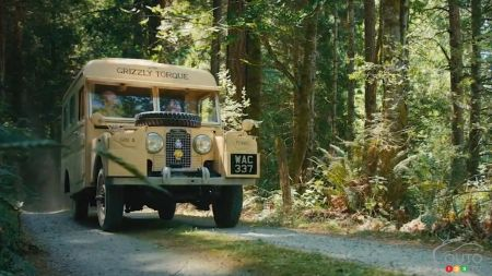 Land Rover looks back at 2 Canadians' Grizzly Torque Adventure Around the World