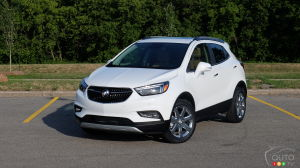2018 Buick Encore: Our Flash Review and Photo Gallery