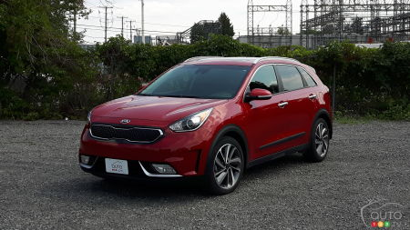 2018 Kia Niro: Our Flash Review and Photo Gallery
