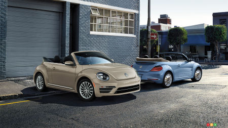 Volkswagen Bids Farewell To Its Beetle With 2019 Final Edition